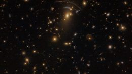 Hubble Image of SDSS J1138+2754