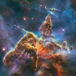 Hubble Image of the Day Mystic Mountain