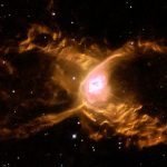 Hubble Image of the Red Spider Nebula