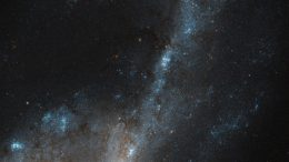 Hubble Image of the Week Starbursts in NGC 4536
