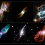 Hubble Images of Bipolar Planetary Nebulae