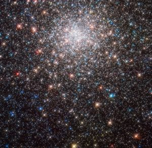 Hubble Picture of the Week Shows Messier 28