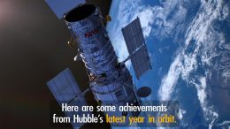 Hubble Space Telescope 30th Year