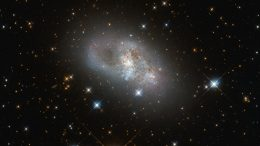Hubble Space Telescope Galaxy IC 4653