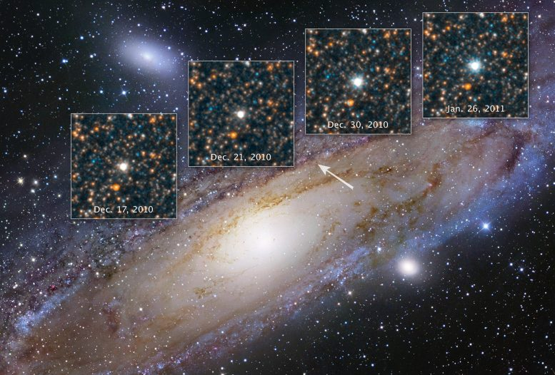 Hubble Space Telescope Sequence V1