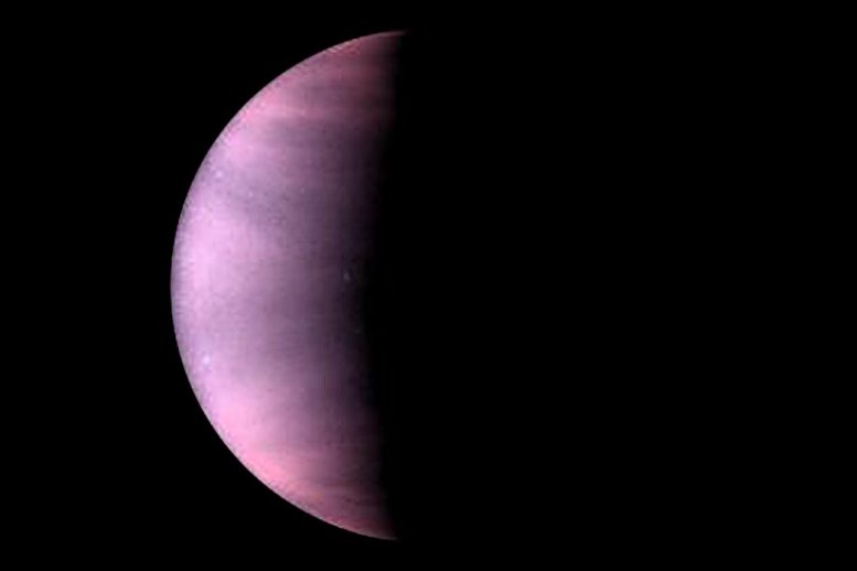 Hubble Space Telescope Ultraviolet-Light Venus