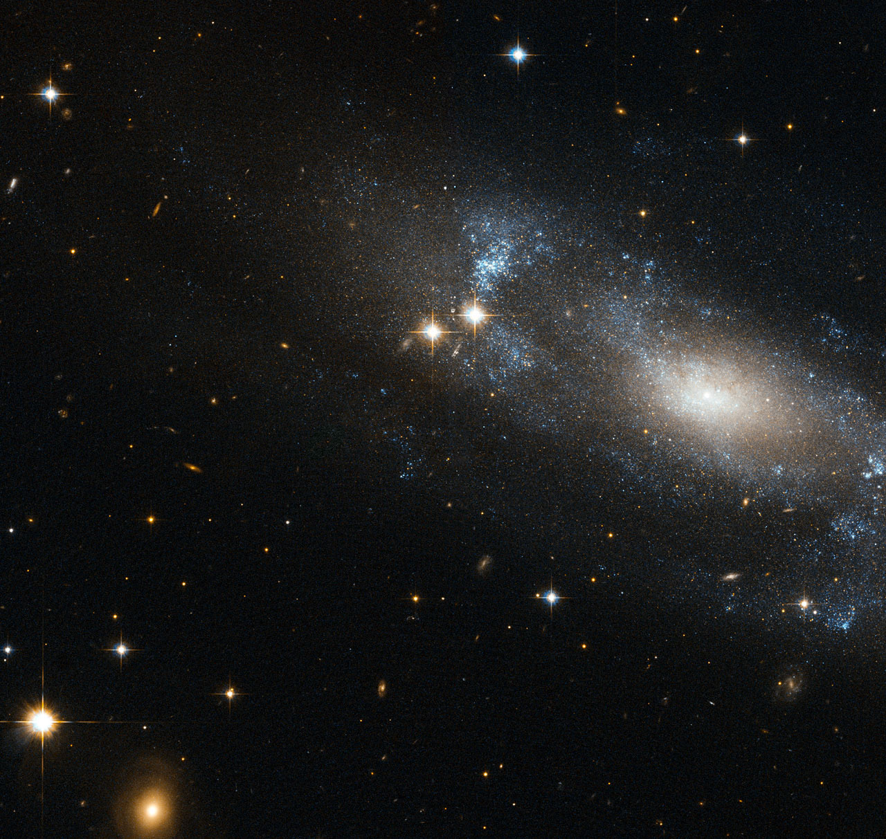 hubble space telescope galaxies - photo #25