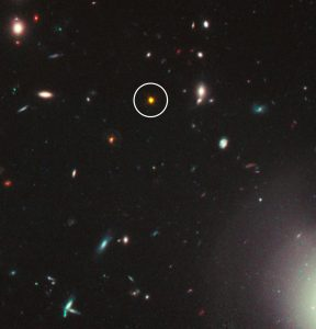 Hubble Space Telescope view of quasars