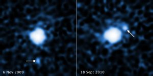 Hubble Spots Moon Around Dwarf Planet 2007 OR10
