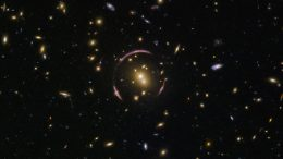 Hubble Telescope Finds an Einstein Ring