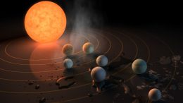Hubble Telescope Probes Atmospheres of Exoplanets in TRAPPIST-1 Habitable Zone