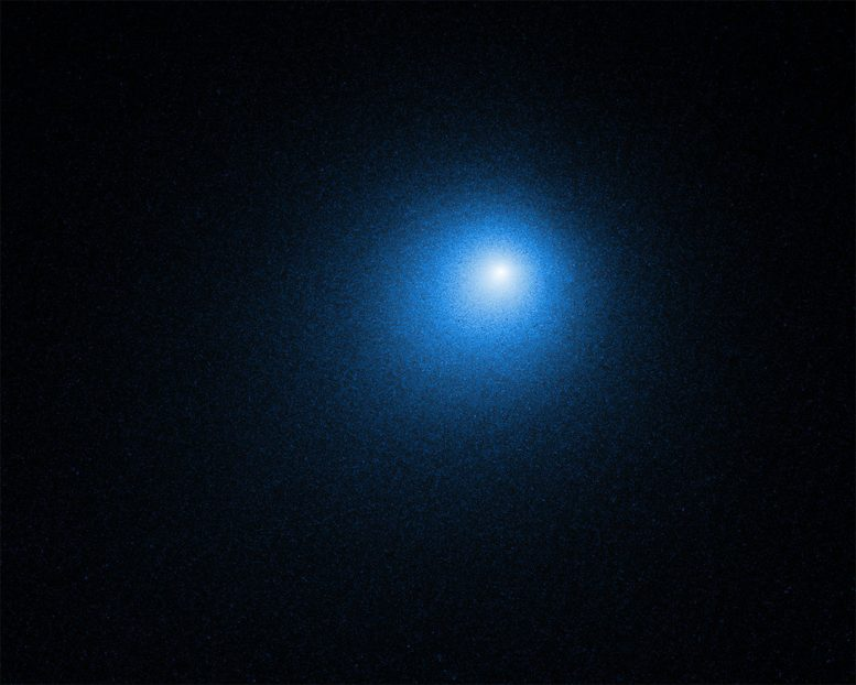 Hubble Views Comet 46p