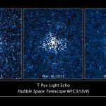 Hubble Views Double Star System T Pyxidis