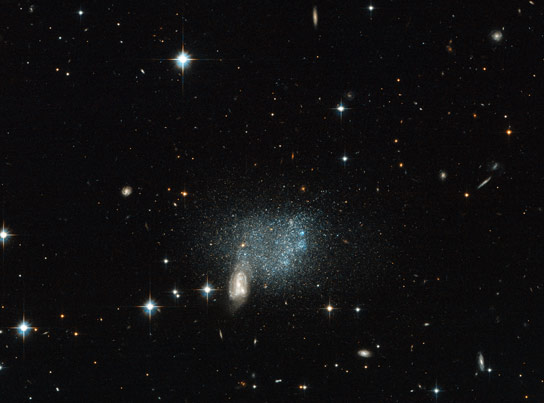 Hubble Views ESO 489 056