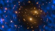 Hubble Views Massive Galaxy Cluster RX J1347.5–1145