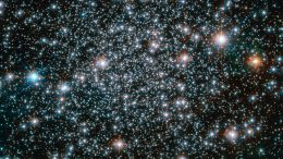 Hubble Views Globular Cluster NGC 6496