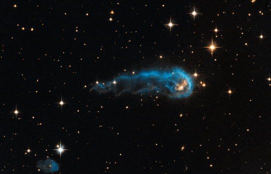 Hubble Views IRAS 20324 4057