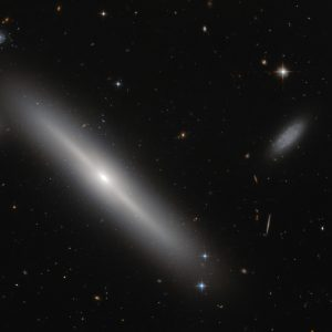 Hubble Views Lenticular Galaxy NGC 5308