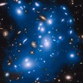 Hubble Views Light From Dead Galaxies in Abell 2744