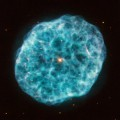 Hubble Views Planetary Nebula NGC 1501