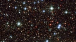 Hubble Views Scattered Stars in Sagittarius