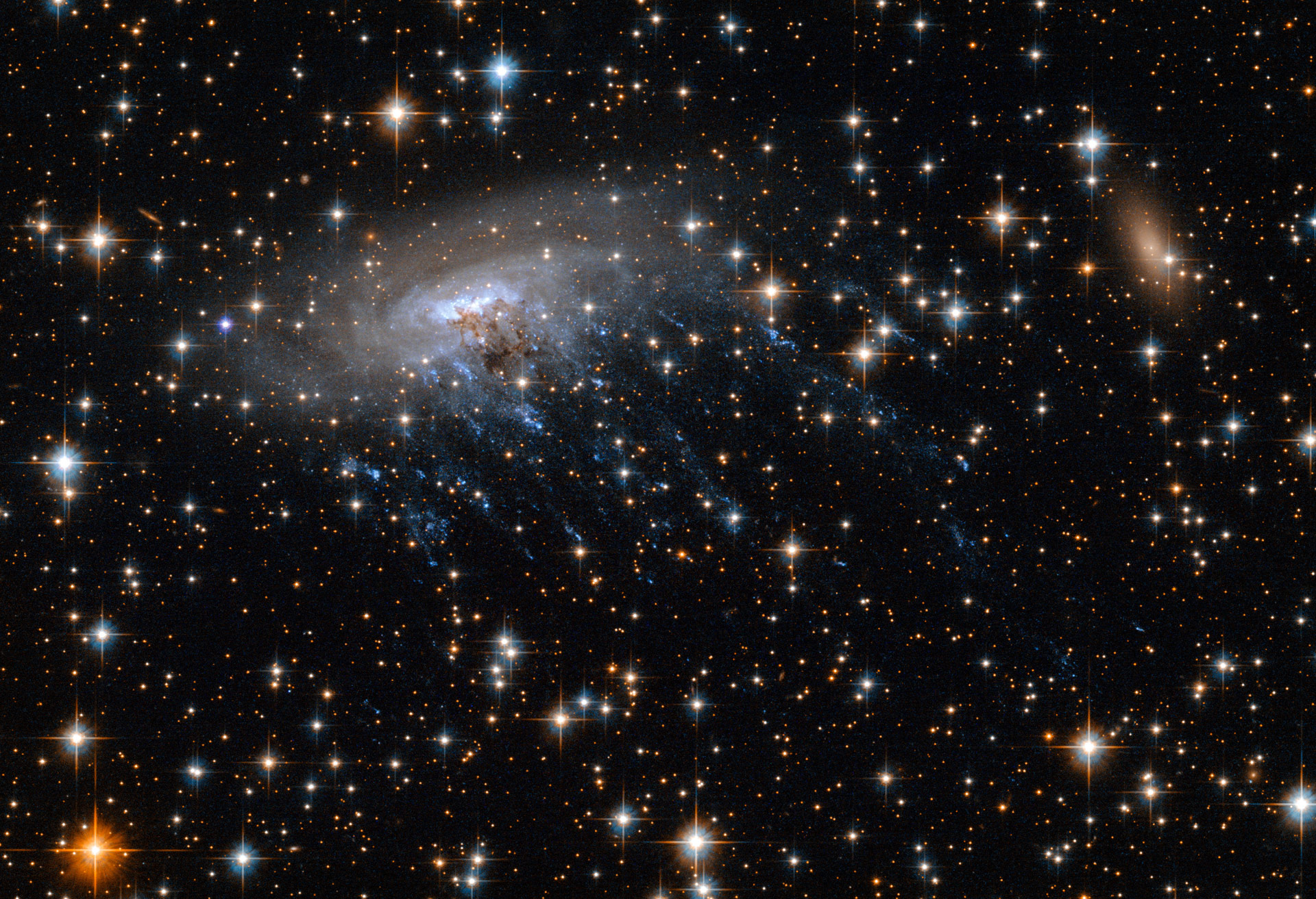 hubble galaxy hd clusters - photo #16