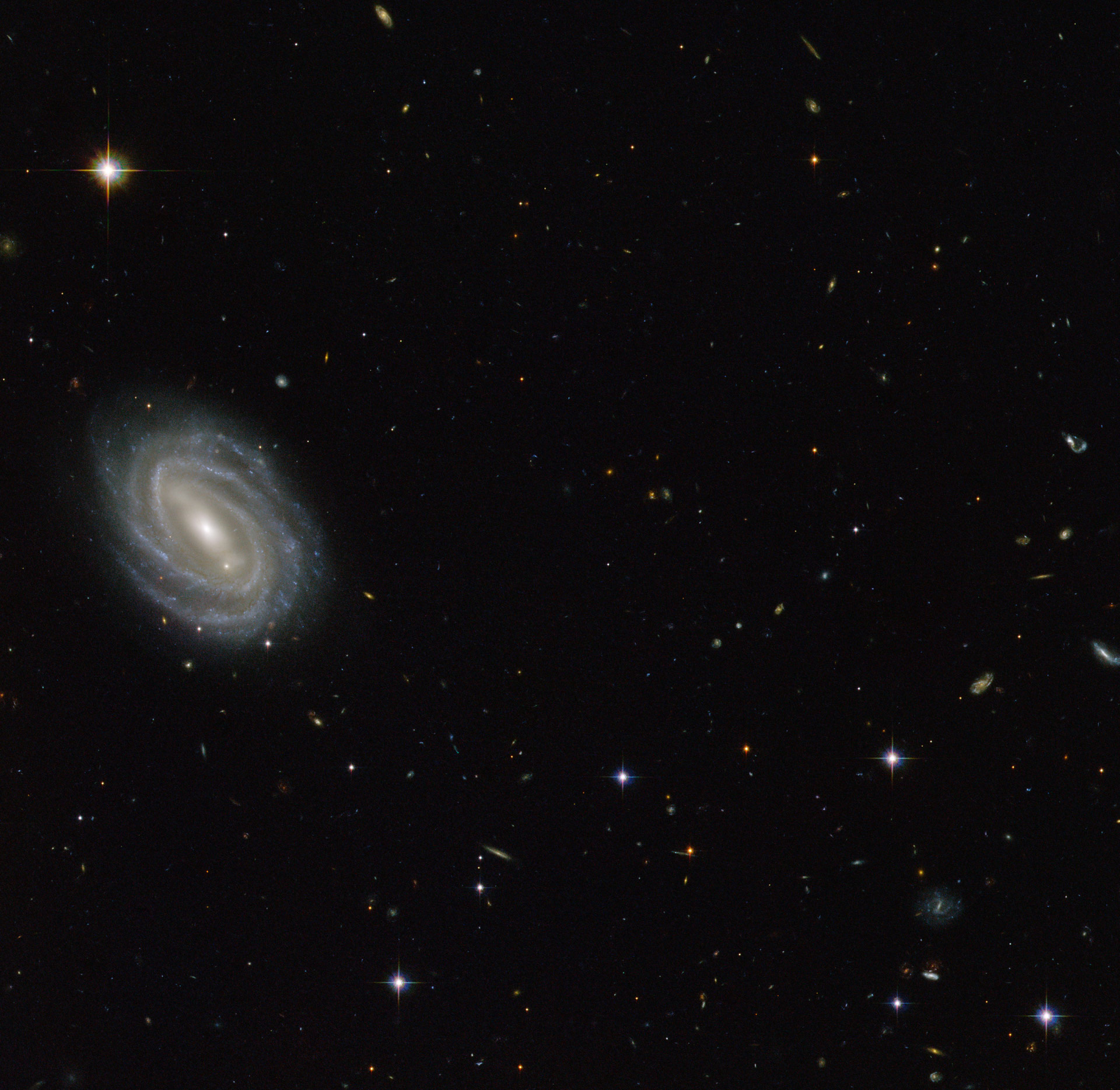 What Is a Spiral Galaxy?