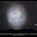 Hubble Views Stars Clockwork Motion