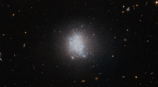Hubble Views UGC 5797