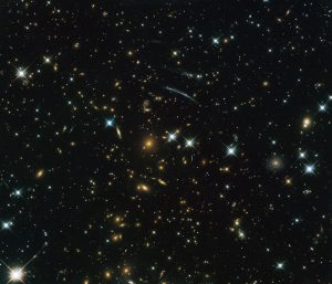Hubble Views a Window Into the Cosmic Past