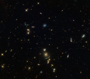 Hubble Views the Brightest Cluster Galaxy