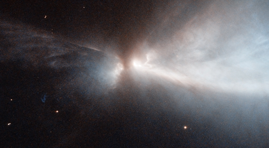 Hubble Views the Chamaeleon Cloud