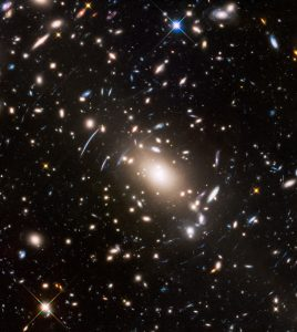 Hubble Views the Final Frontier