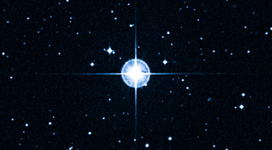 Hubble Views the Oldest Star HD 140283