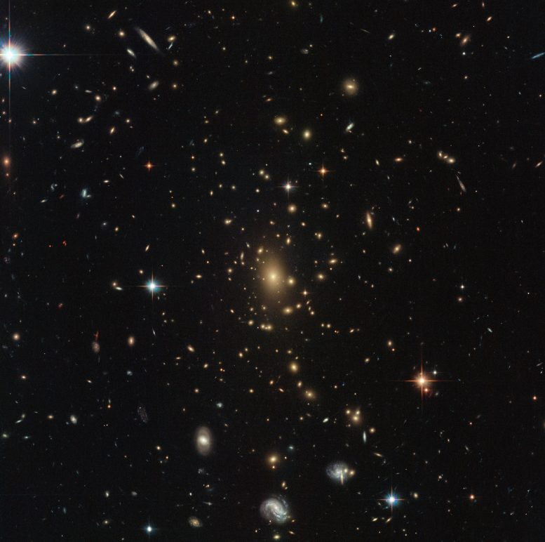Hubble Zooms In On The Early Universe