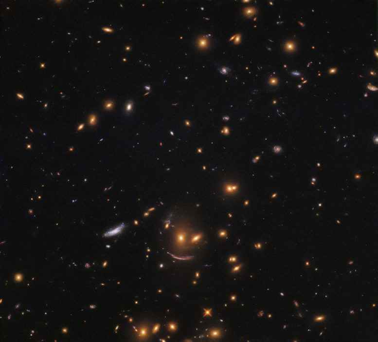 Hubble on the Hunt for Newborn Stars