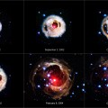 Hubble Space Telescope Images Show an Expanding Burst of Light from a Red Supergiant Star