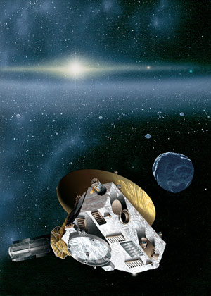 Hubble to Begin Search for a New Horizons Mission Target