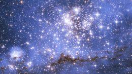 Hubble's Impressive View of a Stellar Nursery