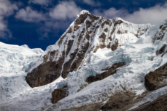 Research Shows Human Contribution to Glacier Mass Loss Has Steadily Increased