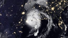 Hurricane Laura NASA
