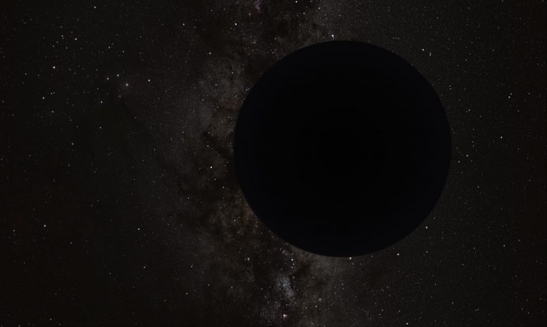 Hypothesized Planet Nine