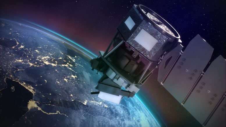ICON & GOLD Teaming Up To Explore Earth's Interface to Space