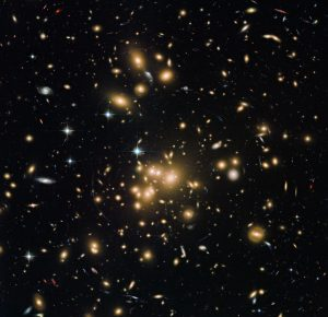 ISM Properties of a Massive Dusty Star-Forming Galaxy Revealed