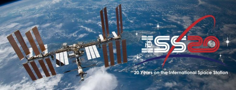 ISS 20th