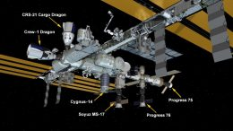 ISS Configuration December 7 2020