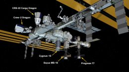 ISS Configuration June 2021
