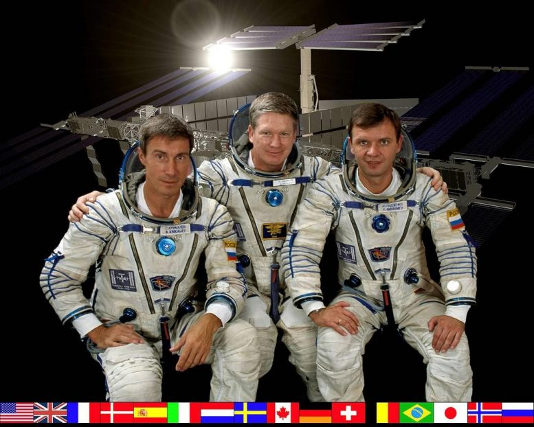 ISS Expedition 1 Crew
