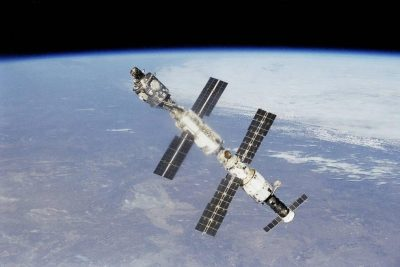 ISS STS-106