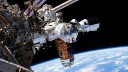 ISS SpaceX Crew Dragon and Resupply Ship